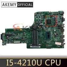 DA0ZYWMB6E0 для ACER Aspire E5-771 E5-771G Материнская плата ноутбука Core N15V-GM-S-A2 Процессор I5-4210U DDR3 тест проведен материнская плата