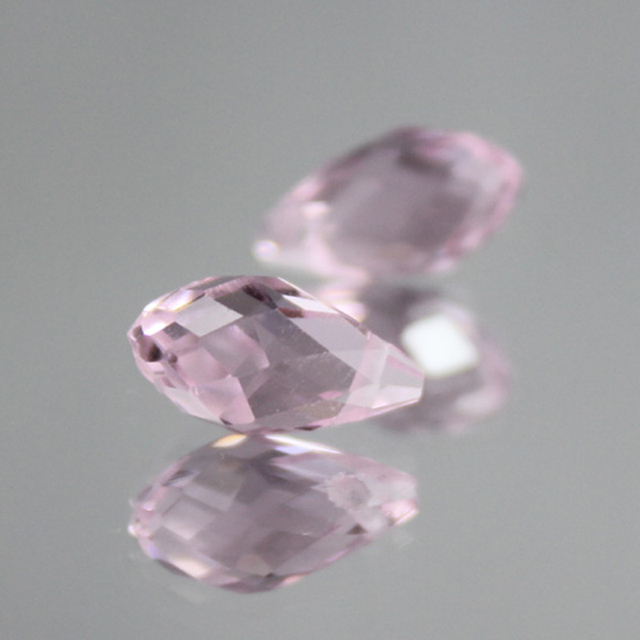 50pcs 6x12MM Clear Oval Faceted Czech Crystal Beads With Hole Briolette Teardrop Glass Beads For Jewelry Making DIY