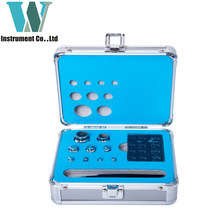 Free Shipping 1mg-100g F1 Class Standard Weights For Weighing Scales