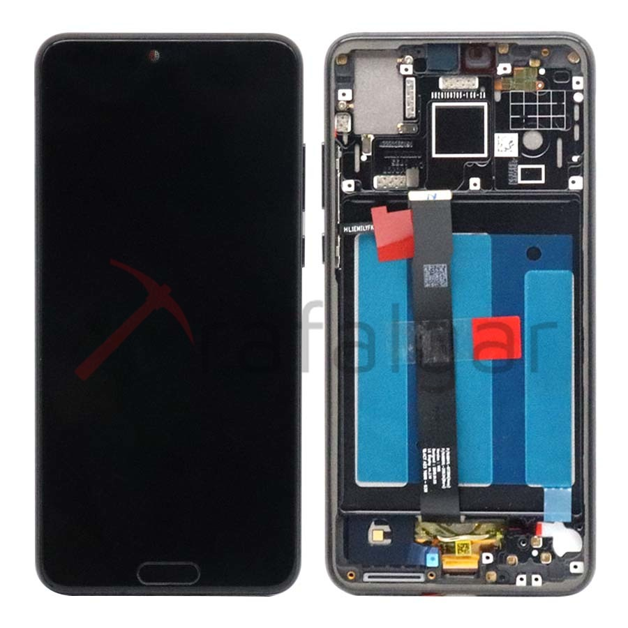 Image 2 - For Huawei P20 EML L29 LCD Display Touch Screen Digitizer EML L22 EML L09 EML AL00 For Huawei P20 Display With Frame Replacement-in Mobile Phone LCD Screens from Cellphones & Telecommunications