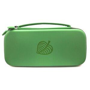 Image 3 - Nintendスイッチ旅行キャリングバッグnsアクセサリーバッグケースゲームカード収納nitendoスイッチどうぶつの森