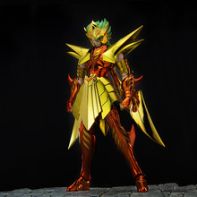 Tronzo JM Model Saint Seiya Cloth Myth EX Kraken Isaac PVC Action Figure Metal Armor Model Toys For Children Gifts