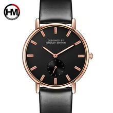 купить Fashion Women Watches Waterproof Ladies Watch Top Brand Luxury Leather Strap Watch Women Quartz Wristwatch Relogio Feminino по цене 1068.15 рублей