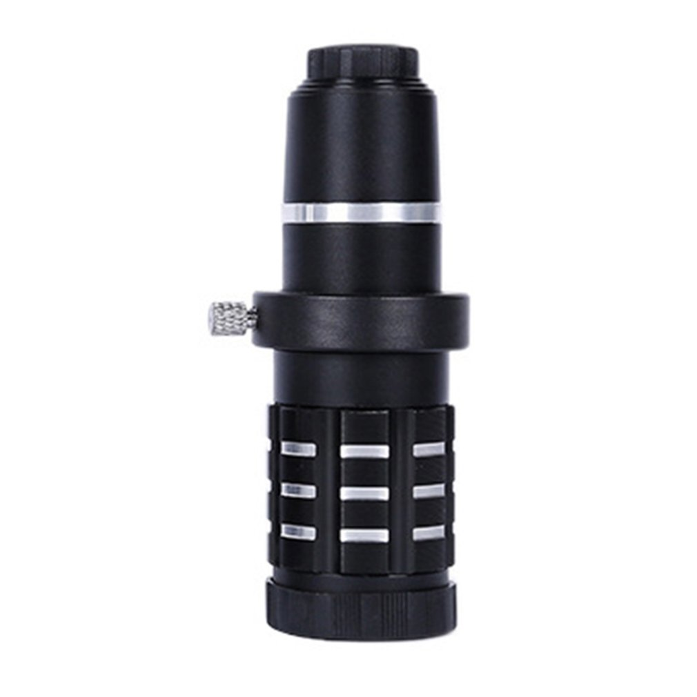 12 Times Universal Zoom Metal Mobile Phone Telescope Telephoto With Stand Hd Camera Phone Lens Professional Mobile Phone Lens     - title=