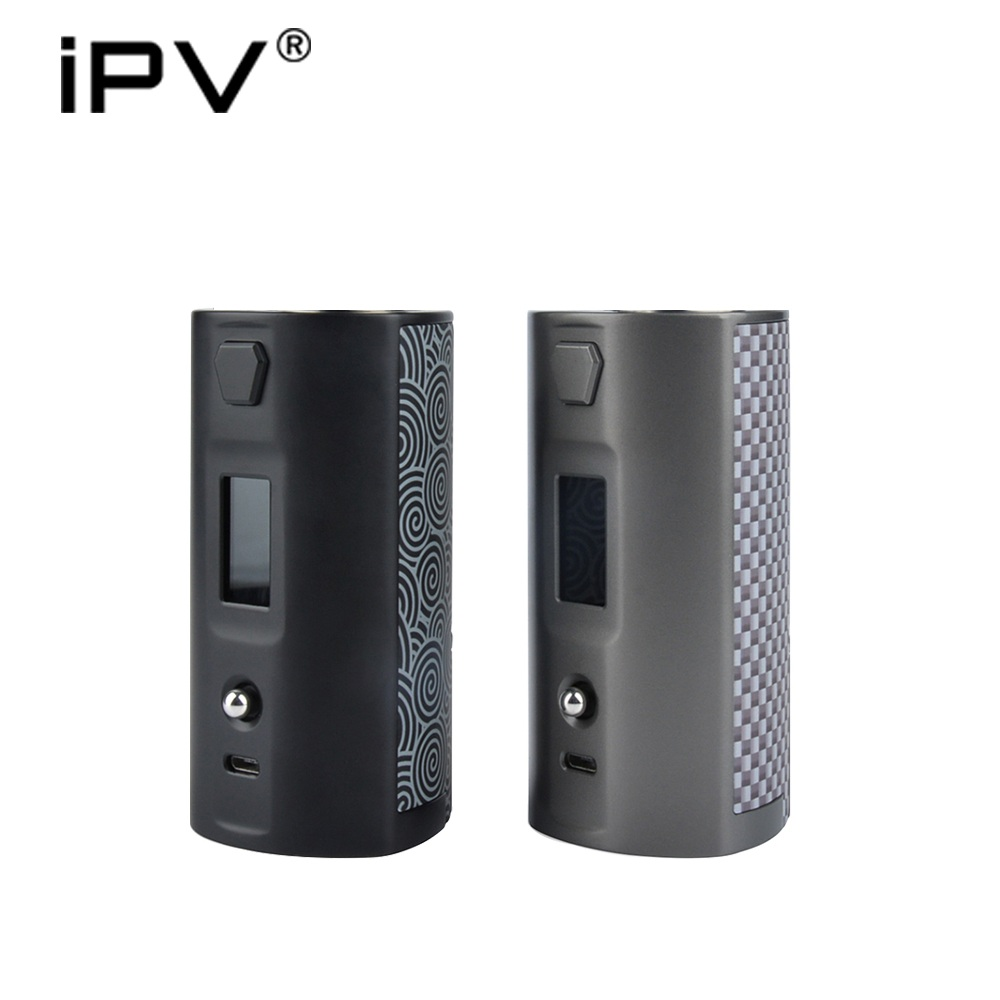 Original 200W IPV Revo TC  Box Mod With YIHI Chip Powered By Dual 18650 Battery Automatic Filling System Vape Mod VS Gen/Vinci X