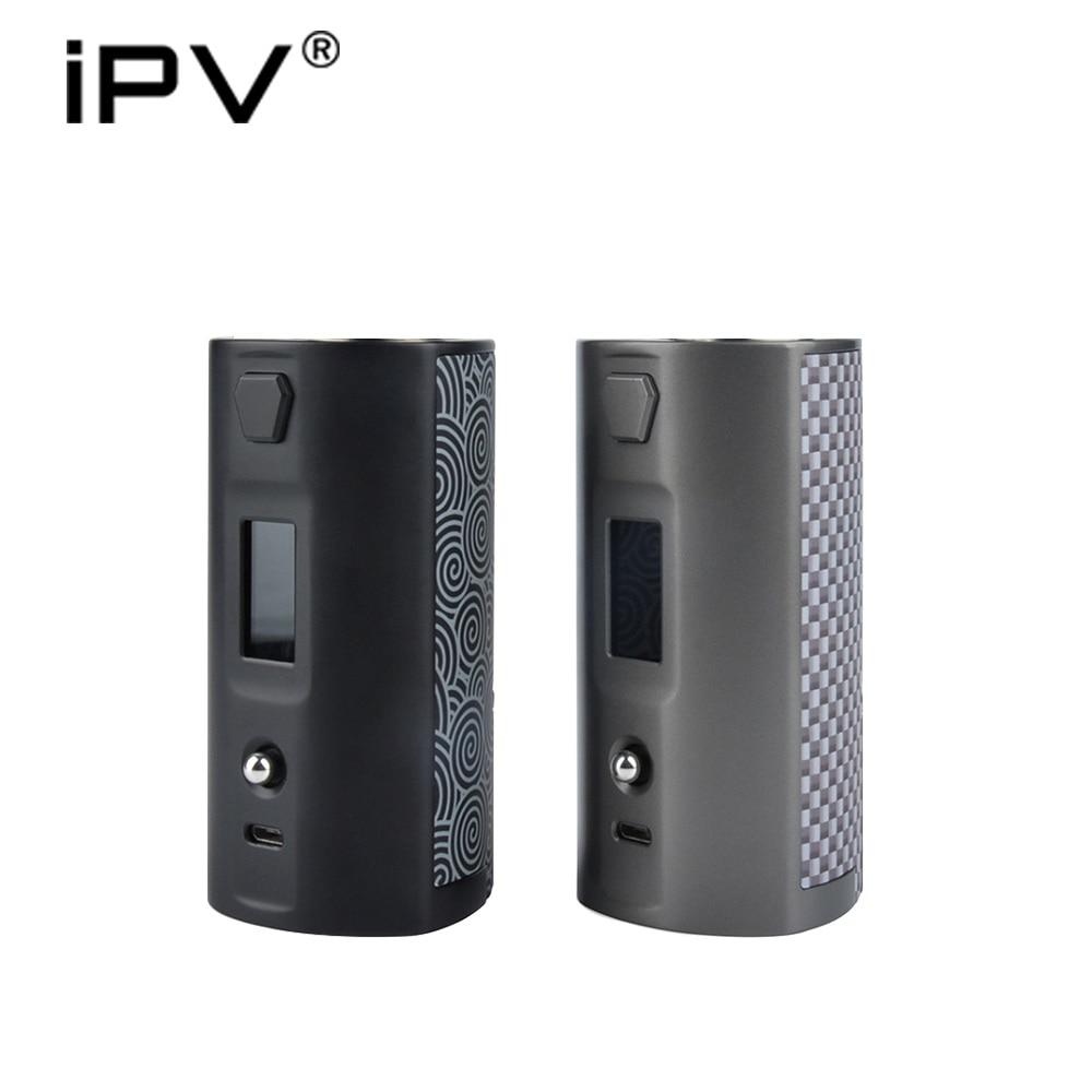 Original 200W IPV Revo TC  Box Mod With YIHI Chip Powered By Dual 18650 Battery Automatic Filling System Vape Mod VS Gen/Vinci X