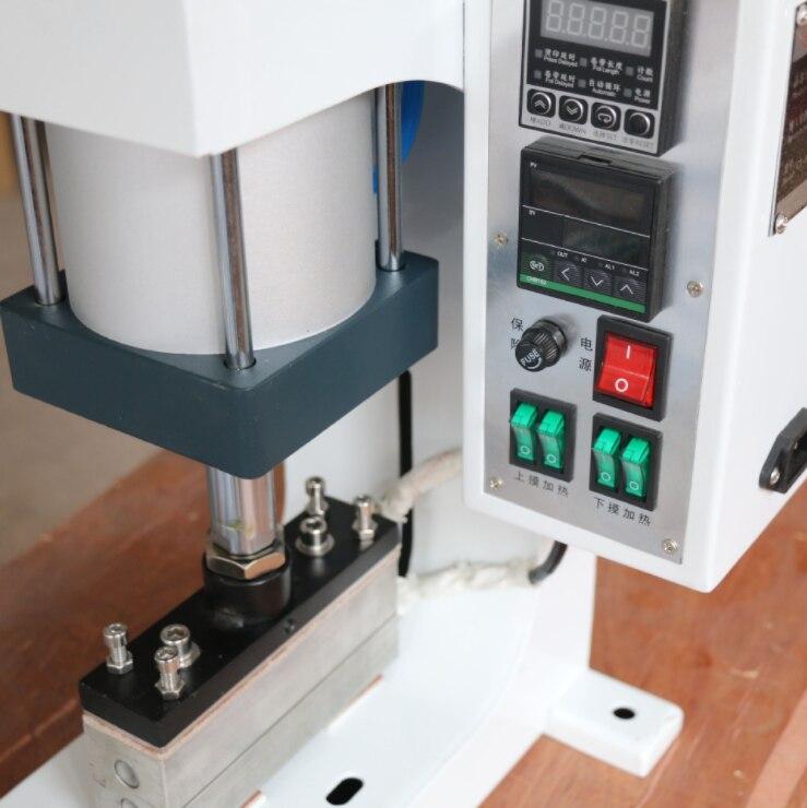1 Set 110 V Pneumatische Bronzing Maschine Automatische Stanzen Maschine ZY-819-G