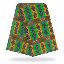 воск африканский pagne африканского хлопка ткани тела какао хлопок Стофф Голландии