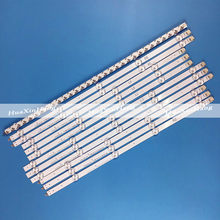 12 pieces/set New Full Backlight Array LED Strip Bar For LG 47LN540V 47LN613V 47LA620V 47LN5758 47LN5757 47LN575R-ZE LC470DUE
