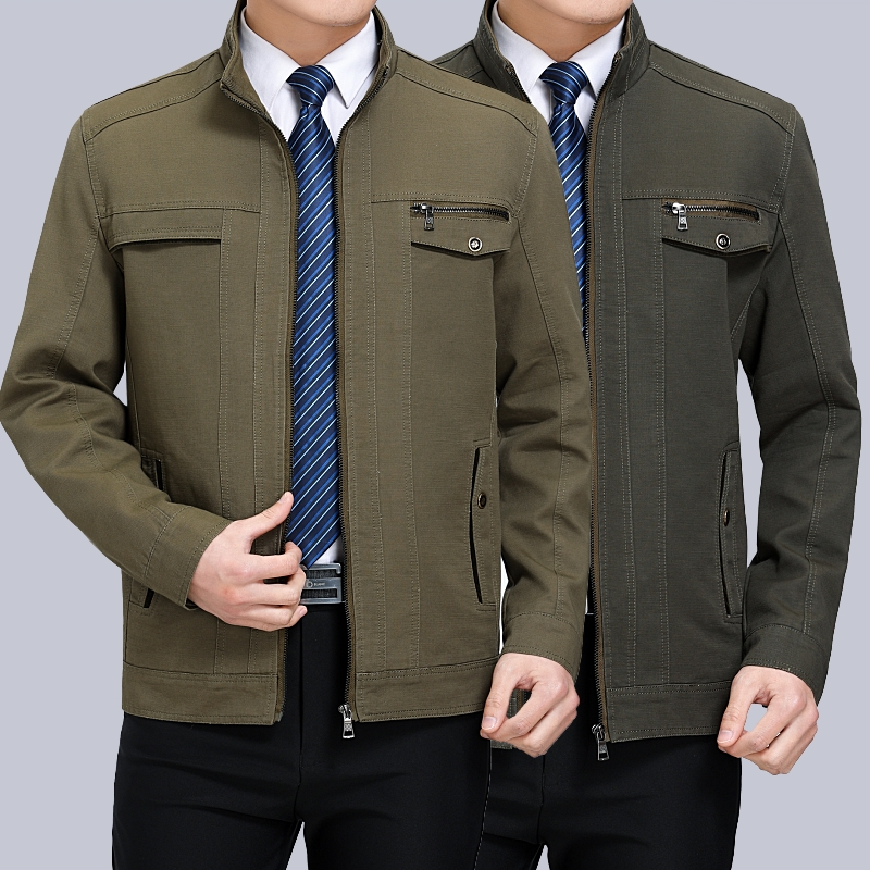 Cheap Wholesale 2019 New Spring Summer Autumn Hot Selling Men's Fashion Casual Work Wear Nice Jacket MP453
