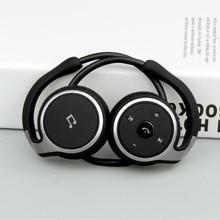 Słuchawki sportowe Bluetooth przenośne słuchawki z pałąkiem na kark słuchawki bezprzewodowe zestaw słuchawkowy hi fi 250mAh bateria 6 godzin odtwarzania