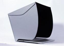 Sonnenschirm, sonnenschirm, 17 zoll Laptop sonnenschirm