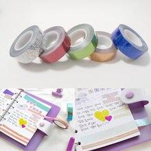 5 рулонов/набор декоративные клейкие ленты