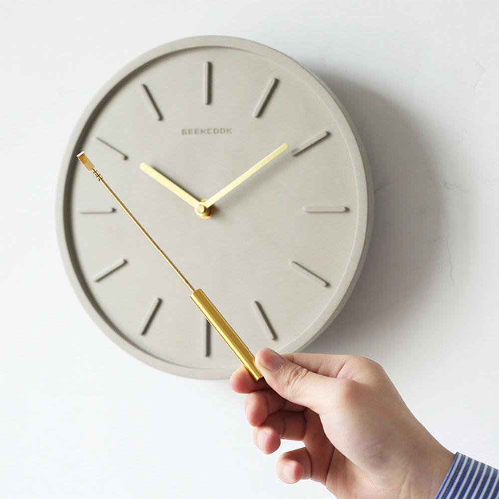 Living Room Creative Pendulum Wall Clock Modern Design Silent Quartz Watch Pow Patrol Clocks Decoration Clock Relogio Parede 50P