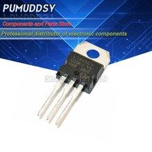 10pcs L7805CV LM7805 L7805 7805 Voltage Regulator IC 5 V 1.5A PARA-220