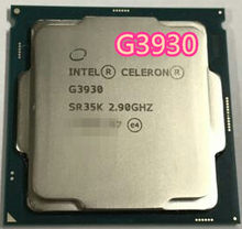 Intel G3930 G3930 Cpu 2.9G 51W 2 Cores 2 Threads 1151 14NM HD610 DDR4 Desktop Pc Cpu(China)