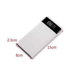 Image 5 - Dual USB QC3.0 6x18650 Batteries 5V 9V 12V DIY Power Bank Box Holder Case Quick Charger