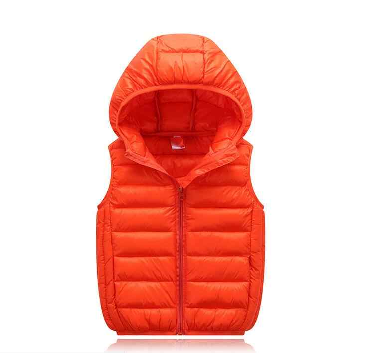 New Winter Women Down Vest Fashion Female Sleeveless Vest Jacket Warm Down Jacket Plus Size Women Sleeveless Jackets Size