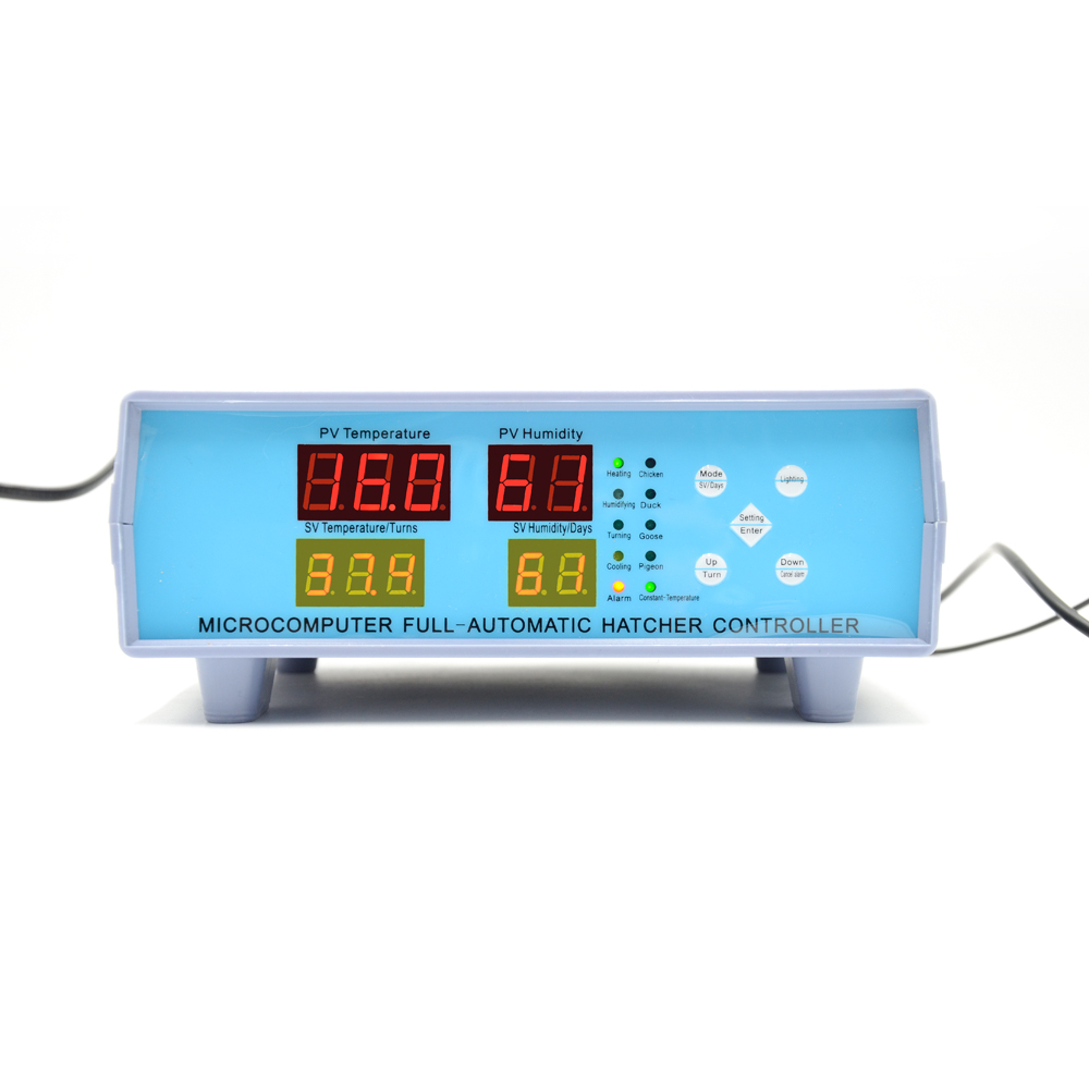 High-quality Temperature and Humidity Controller, Automatic System Controller, Multi-function Egg and Poultry Incubator XM18K-1