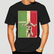 Camiseta marco pantani ciclismo campione il pirata cesenatico S-M-L-Xl-2Xl-3Xl 4069a