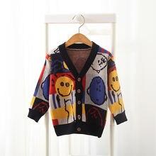 Джо и Ми 2020 осенние детские модные свитера для мальчиков девочек