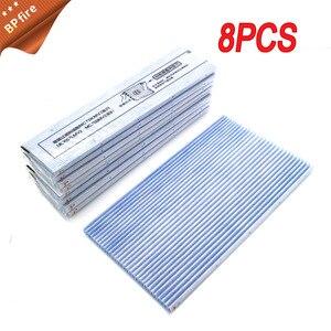 Image 1 - Filtro delle parti del purificatore daria della sostituzione 8pcs per la serie MC70KMV2 di DaiKin MC70KMV2 la serie ha condotto il filtro MC709MV2 MC70KMV2N MC70KMV2R