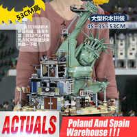 Dhl 45014 filme brinquedos série legoing 70840 bem-vindo ao apocalypseburg conjunto blocos de construção tijolos montagem crianças brinquedos presentes aniversário