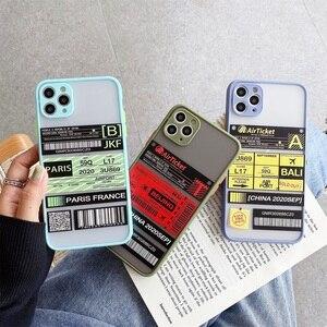 Модный Роскошный чехол для iPhone 11 Pro, X, XS MAX, 7, 8 plus, SE2, мягкий жесткий чехол с защитой от падения