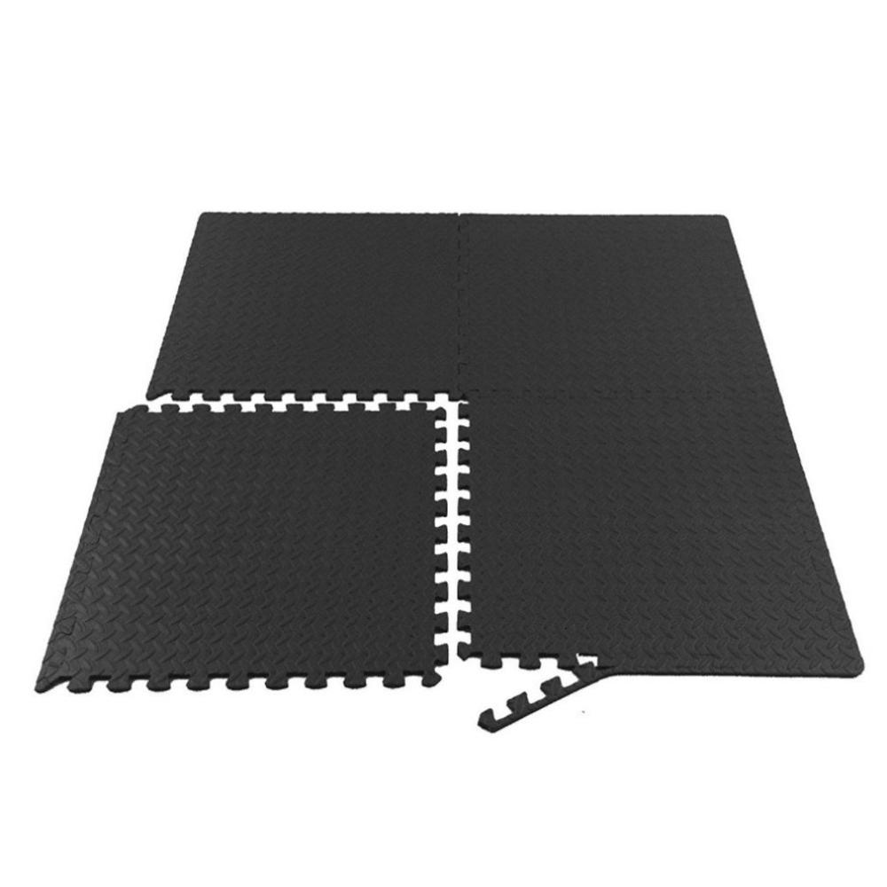 Professional Interlocking Foam Mats Tiles Gym Shock Absorbing Waterproof Comfortable Interlocking Home Flooring Mats
