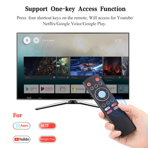 Image 3 - T1 Voice Remote Control 2.4G Air Mouse G10 Gyroscope For Google Player Youtube Tx6 T95 max Q plus X88 Pro A95X F2 Tv Box