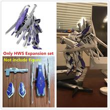 H.W.S HWS zestaw rozszerzeń dla Bandai 1/100 MG RX 93 ν2 hi v Gundam Ver. ka model D037