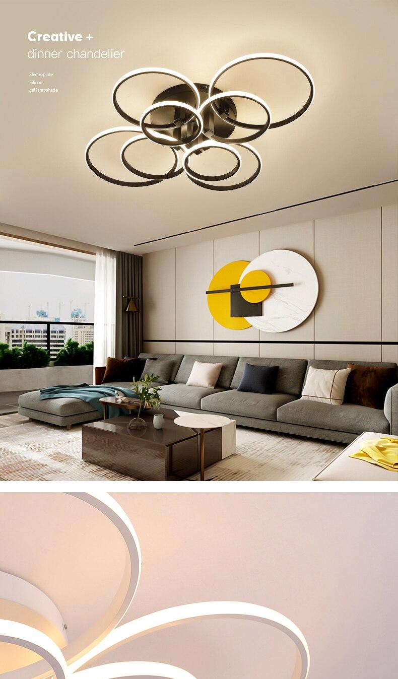 de círculo, moderno, para sala de estar,