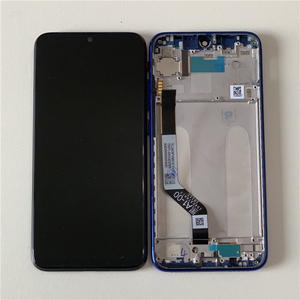 "Image 2 - Original M & Sen กรอบ LCD 6.3 ""สำหรับ Xiaomi Redmi หมายเหตุ 7 Redmi Note7 Pro หน้าจอ LCD + touch Screen Digitizer กรอบ"