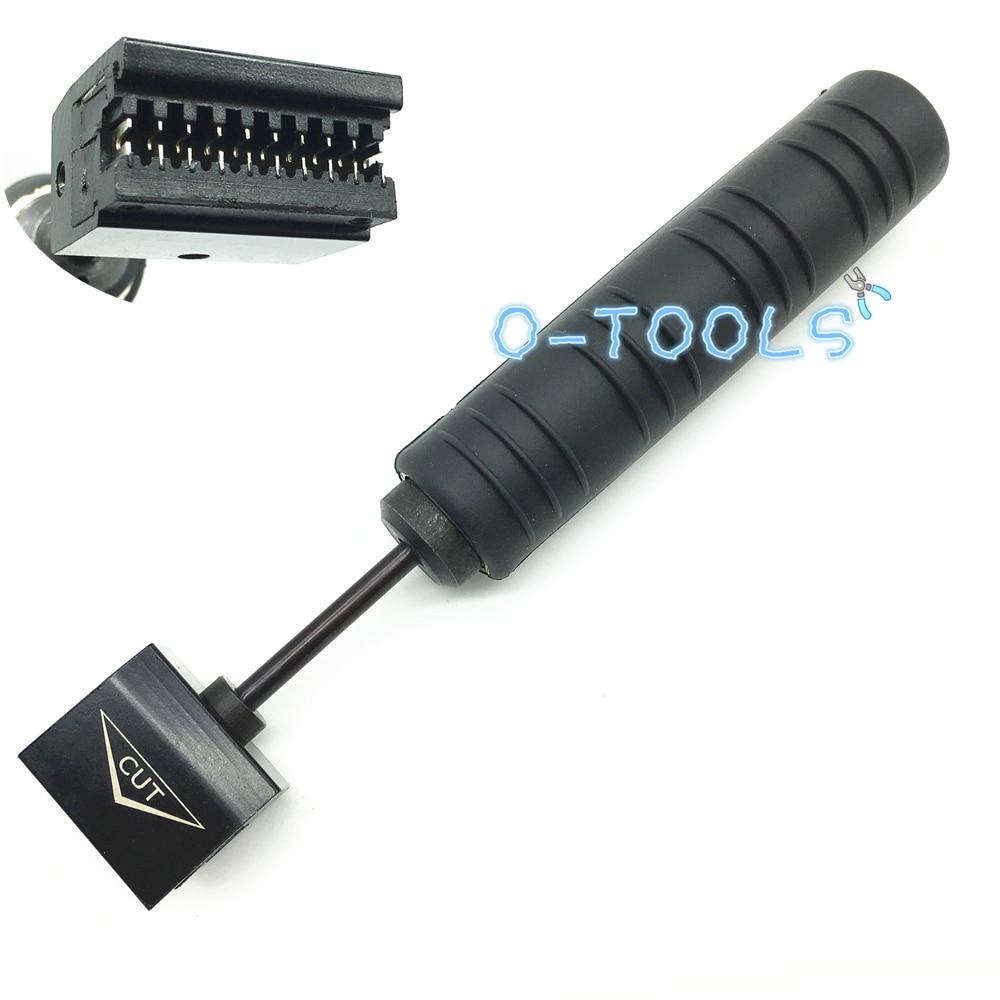 5 пар инструмент для удаления ударного отверстия Lan телекоммуникационный резак сетевой кабель 110 инструмент для установки клемм многофункц...