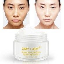 Face Lightening Cream Moisturizing Pigment Brighten Skin Color Facial Whitening
