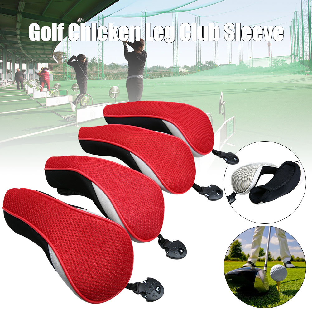 Golf Club Cover Golf Head Cover Golf Putter Head Cover Durable And Practical ALS88