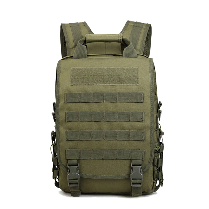 Military Laptop Backpack Tactical Men Crossbody Travel Bags Sports Molle Backpacks Waterproof School Bag Handbag Camping XA164WA