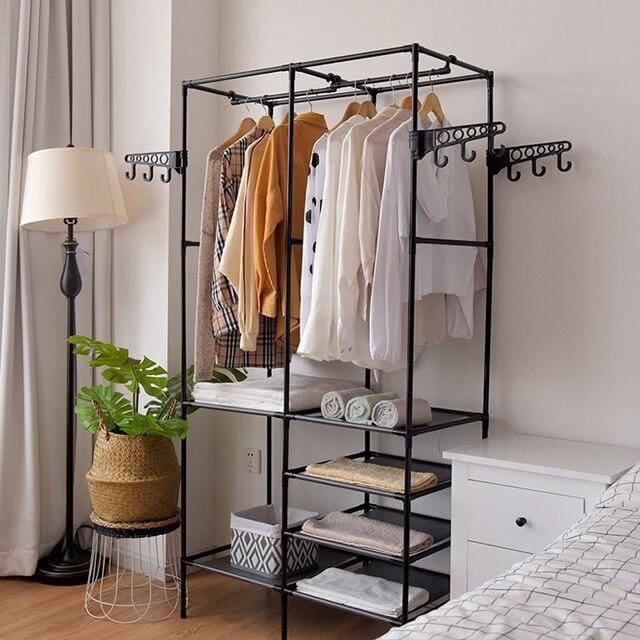 COSTWAY Clothes Hanger Rack  6