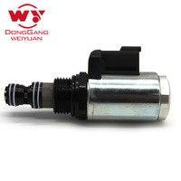 12V Shutoff CAT Hydraulic Cartridge Group Solenoid Valves 474 9387 Hydraulics Valves 4749387 for Caterpillar Diesel excavator