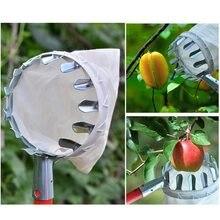 Colheitadeira para bagas picador de frutas cabeça cesta portátil frutas apanhador colheita citrus pêra campo frutas ferramentas