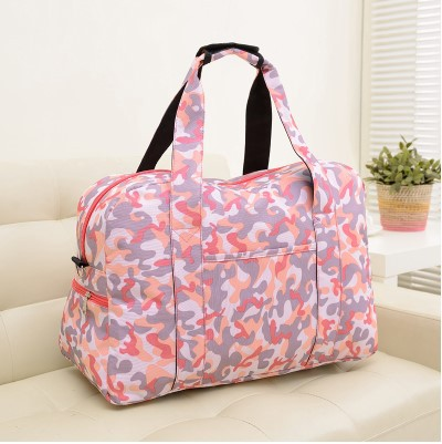 Short Trip Outdoor Travel Duffle Bag Women's Hand Luggage Large Capacity Travel Bag Travel Sports Gym Bag