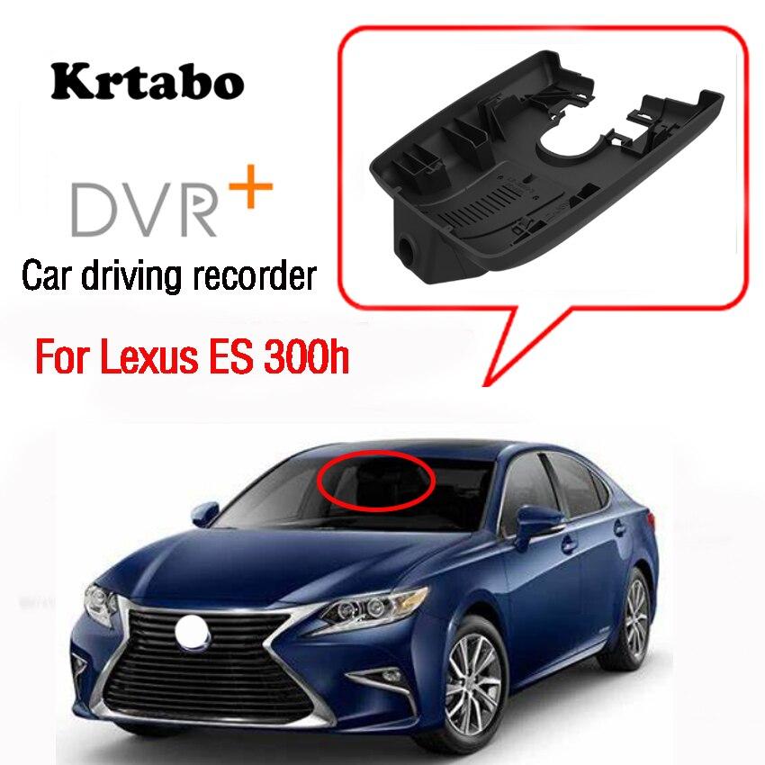 Car Wifi Mini DVR for Lexus ES 300h Driving Video Recorder Dash Cam Novatek 96658 high quality Night vision