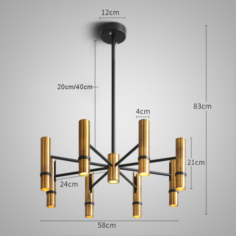Image 3 - Zerouno Led Ceiling Lamp 6Leds 8Leds 220V Aluminum Body Spot Lamp Dinning Room Living Room Hotel Mall Daily Led Lighting LampadaCeiling Lights   -