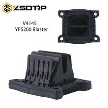 ZSDTRP Moto Tassinari V4145 V Kraft 4 Reed Ventil System Für yamaha YFS200 Blaster 1988 2006