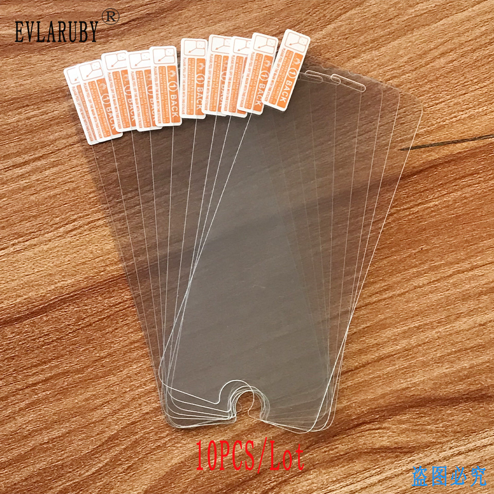 10Pcs/Lot Glass On The For Iphone 7 6 X 6s Plus Tempered Glass For Iphone XR Xs 11 Pro MAX Protective Glass On For IPhone 8 7 6