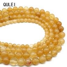 Pedra natural citrinas facetadas quartzo melancia chá redonda solta grânulos 15