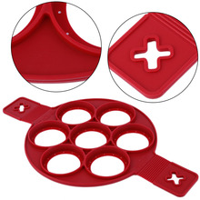 Pancake Maker Non Stick Flippin Mold Flipping Fantastic Flipper Kitchen Baking Accessories