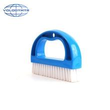 Cepillo de lavado de coches Volodymyr, cepillos interiores de plástico azul para alfombrilla, espacio para puerta, detalle automático, limpieza, detalles, herramientas de lavado