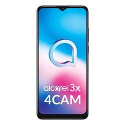 Alcatel 3X (2020) 4 ГБ/64 Гб черный (ювелирный черный) Dual SIM 5061K
