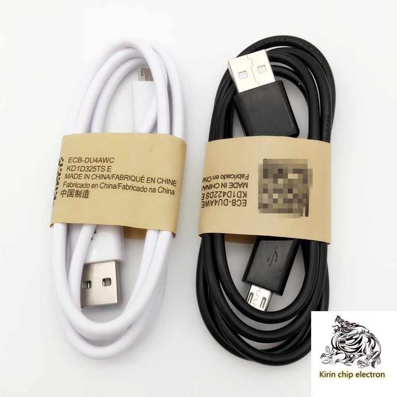 5pcs / Lot Samsung S4 Xiaomi HTC Android Smartphone Universal USB Data Line Micro Charging Line Extension